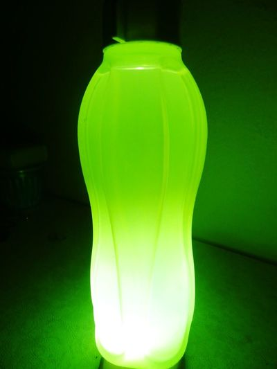 Artificial Light Waterbottle Green Color made by using Phoneflash The Week On EyeEm EyeEmNewHere
