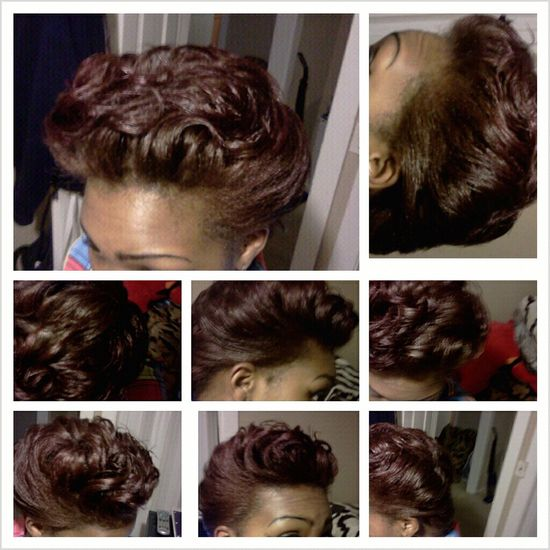 This is what i do! yeah its my hair