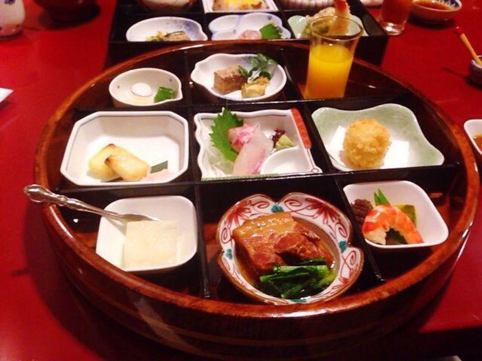 Japanese Food Nagasaki Food 卓袱料理 Yummy