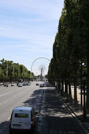 Ferris Wheel France Fun Paris Roue De Paris The Big Eye The Big Wheel ( La Grande Roue )  Tourist Attraction
