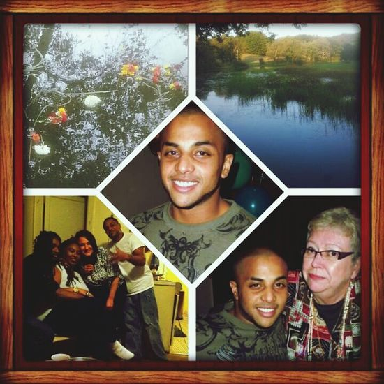 """This picture is dedicated to one of a beloved best friend of mine and his wonderful mother. May you both rest at that special place in peace. Ms. Gayle McKnight died a month before a sudden death of David McKnight died this past Labor Day. He died an unknown sudden death and my friends' and I found him dead at his home. His case is still open and is considered as an homicide due to ongoing investigation. We will get justice our friend.This is where his ashes are in ( in the left corner), and where him and his mother use to go fishing at that speacial place. So I dedicate thisFriendship to him David """"Nugget"""" McKnight. Rest In Peace ❤Ms. Gayle McKnight. Check This Out Lakeview Untold Stories Pain Grieving Guilt"""