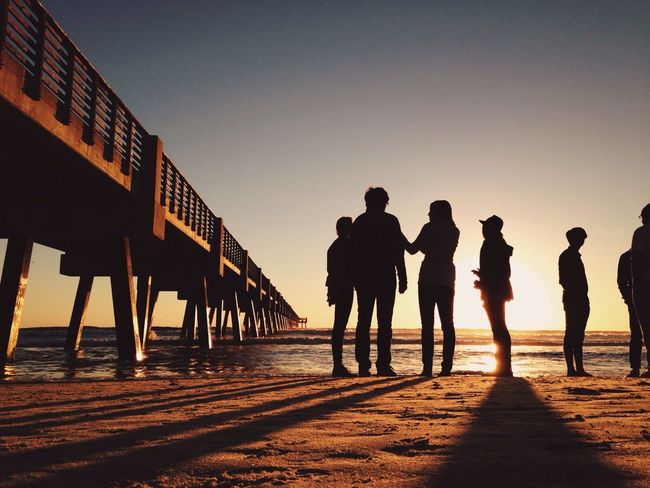 The places we meet, Jacksonville, FL. Discover Your City Silhouette The EyeEm Facebook Cover Challenge What Does Freedom Mean To You?