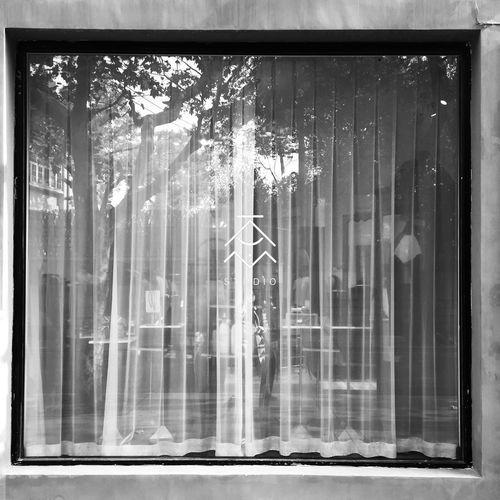 Window Display Photography Black&white