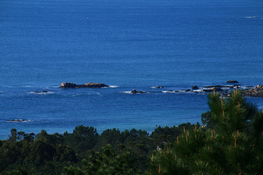 Galicia Meiga Galicia, Spain Landscape Magic Paradise Relax Sea Sun Threes