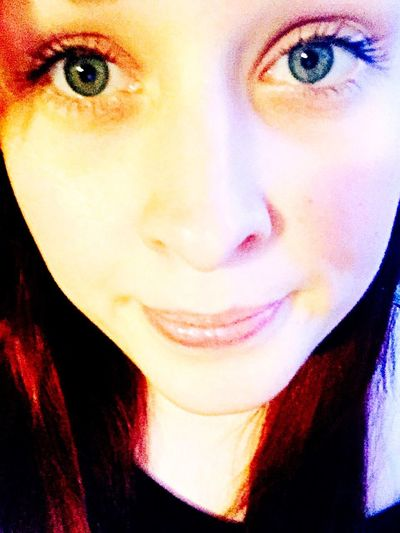Myself Me Myself And I Blue Eyes Green Eyes Twodifferentcoloredeyes