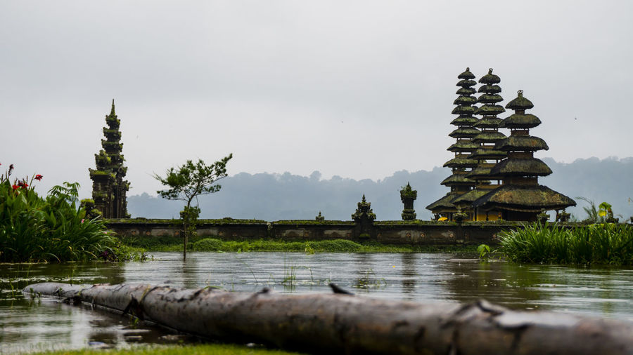 Cloudy Temple