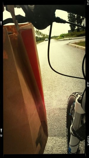 Bike Cube Bigmac,McDonald's Photo