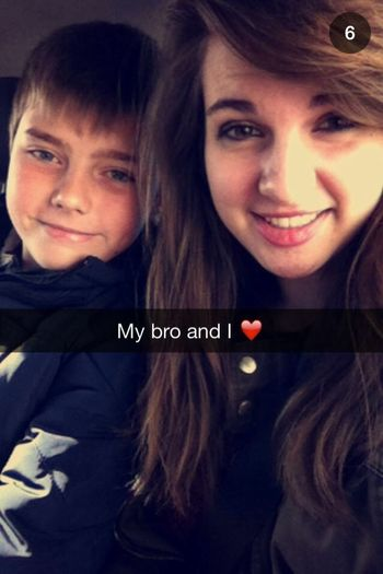 Selfie Brother Myself Family