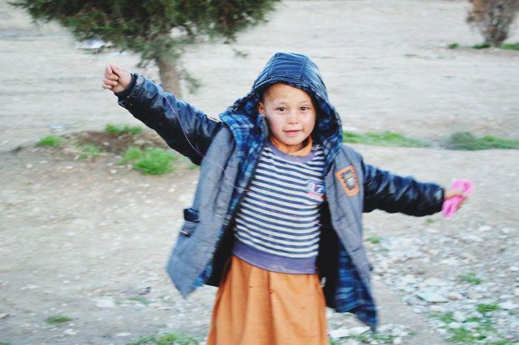 Happiness Kitesurfing Afghan Kabul Afghanistan