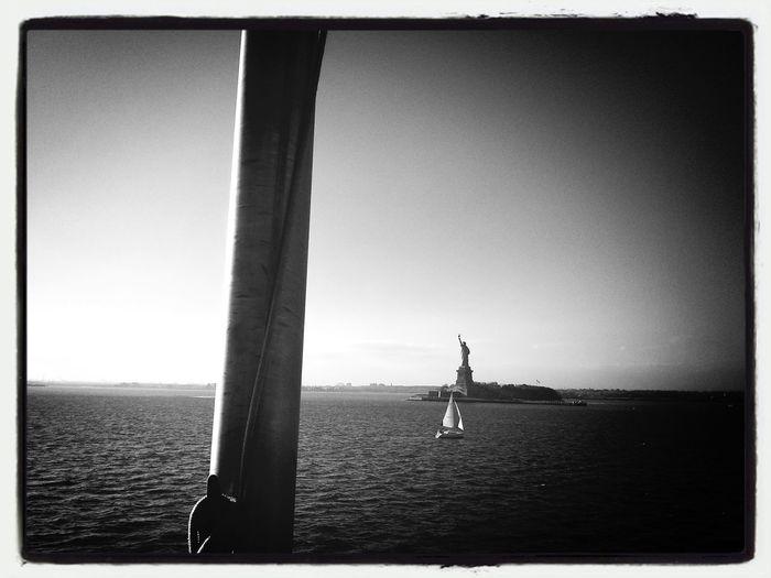 Terre! Terre! Statue Of Liberty