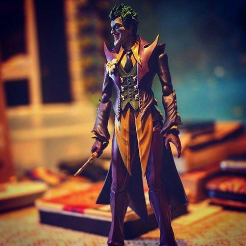I'm not MAD at all. I'm just Differently SANE. HA..HA..HA !! Jacknapier Thejoker Joker Jokersmile Arkhamnight Shfjoker Shfindo