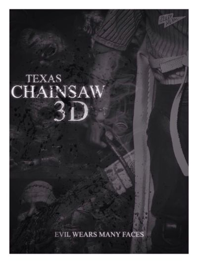 In cinemas Leatherface Texaschainsawmassacre Horror Horror Movies Cinema Poster Blackandwhite Photography Blackandwhite Monochrome