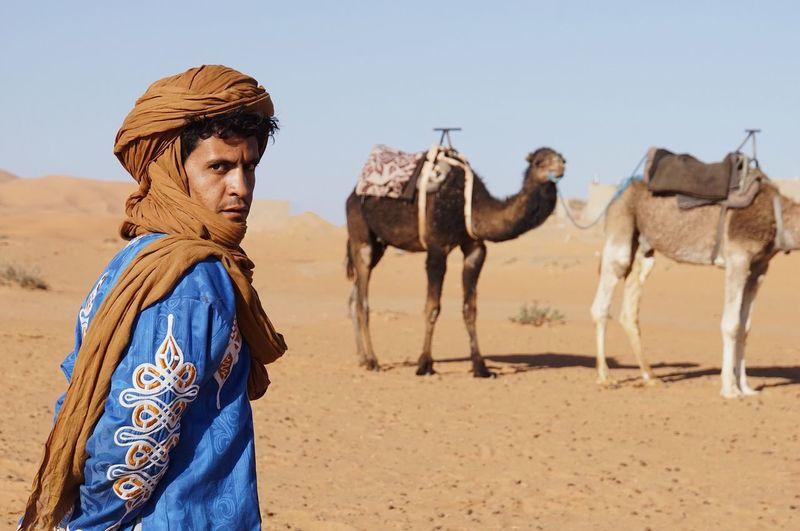 Land Desert