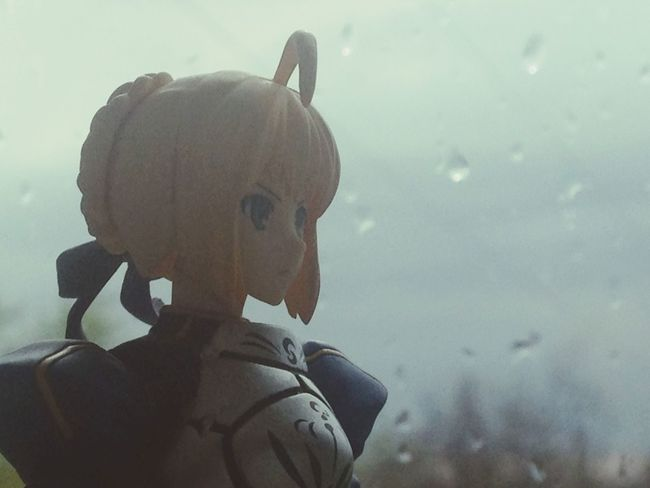 Anime Figure Saber Figma Actionfigure