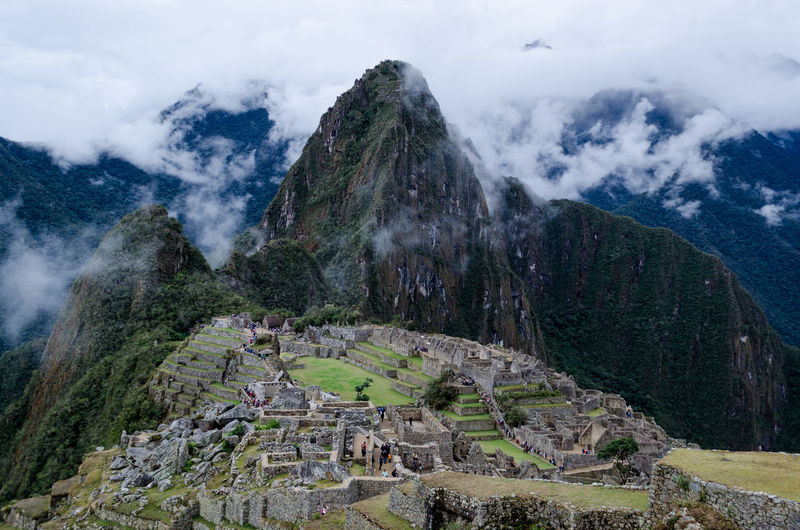 Macchu Picchu Peru Peru Traveling Ancient Ancient Civilization Beauty In Nature Cloud - Sky Day History Landscape Mountain Nature No People Old Ruin Outdoors Rock - Object Scenics Sky Tranquil Scene Tranquility Travel Destinations Tree Summer Exploratorium This Is Latin America Adventures In The City The Traveler - 2018 EyeEm Awards The Great Outdoors - 2018 EyeEm Awards