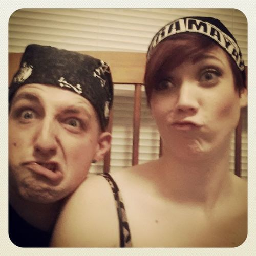 Wuv twue wuv! Inlove Silly Goofballs
