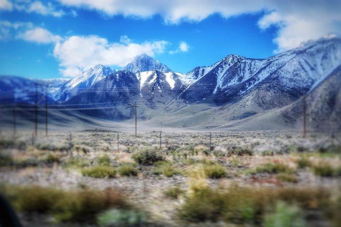 Tranquillity Tranquil Scene Blurred Perspective Mountain Range Snow ❄ Landscape Sky Beuty Clouds And Sky Beauty Nature Majestic Non Urban Scene Horizon Over Land Travel Feel The Journey Original Experiences From My Point Of View Check This Out Mountain View Showcase June On The Way
