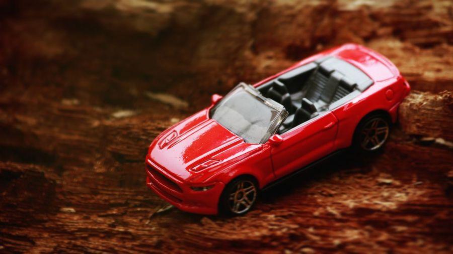 Car Red Toy Car