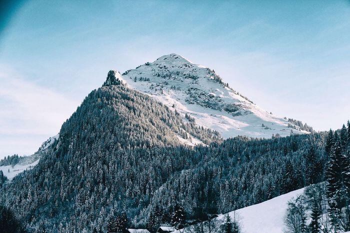 Pointe de Nyon Mountains Morzine-Avoriaz Snow Neige Momentsmorzine