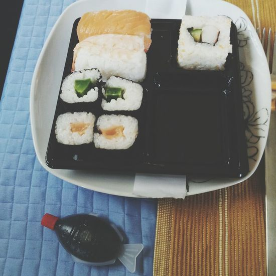 Sushitime Lunch Thankyoumom