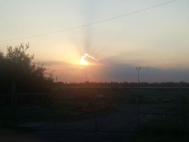 Sunshine! Horizon