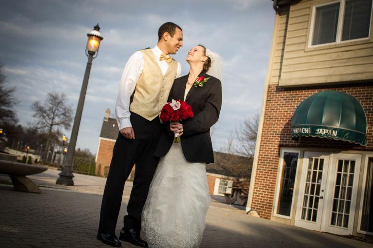 Capture The Moment Newlyweds Justmarried Wedding Bride Groom Wedding Photography
