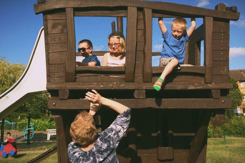Fun VSCO Family Park