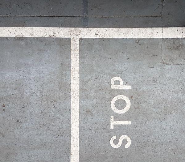 Stop Sign Stop Stop - Single Word Stopsign Traffic Traffic Cone Traffic Sign Road Road Sign Road Marking Roadways Street Sign Communication Road Marking Roadways Asphalt White Line Disabled Sign Dividing Line LINE Parking Sign Country Road Empty Road