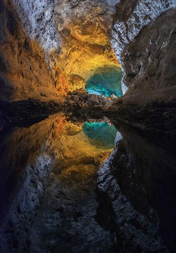 cueva verdes,