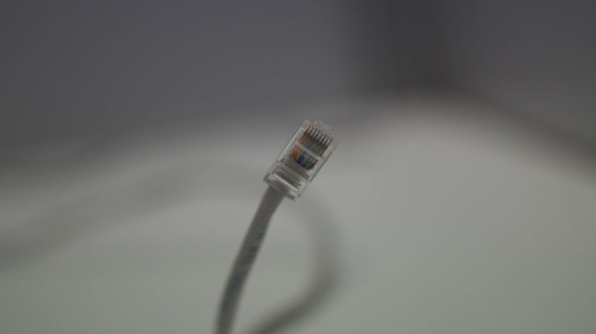 Cable Close-up Connection Data Data Center Data Link Ethernet Black Cable Ethernet Cable Ethernet Grey Cable Information Technology Informática No People Office Work