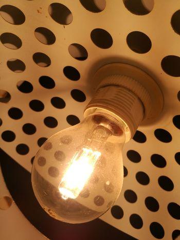 Filament Invention Pendant Light Light Fixture Energy Efficient Lightbulb Office Building Darkroom Energy Efficient Breaking New Ground Adult Imitation Electric Bulb Building Ceiling Light  Recessed Light