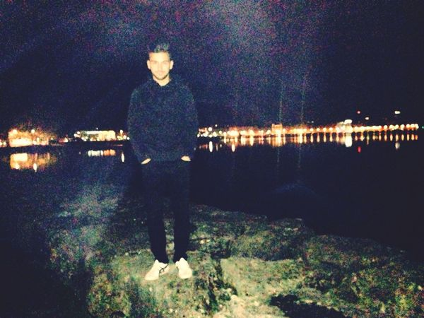 3AM by the lake