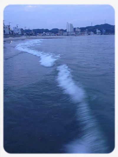 Sea Japan Enjoying Life Holiday