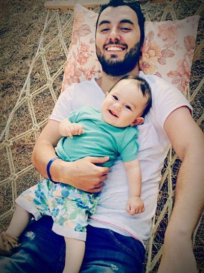 Summer Baby Hamak Hammock Happy Mutluluk Smile