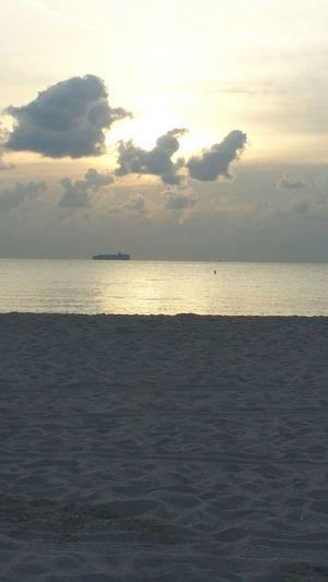 Beach My Beaches Sunshine Sunrise Miami Beach South Beach High From South Beach