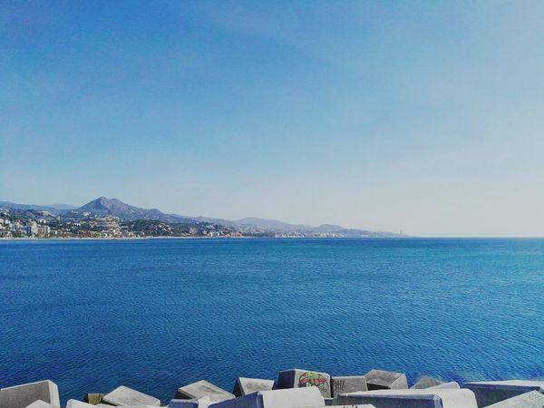 Malaga Spain ✈️🇪🇸 SPAIN España🇪🇸 Sea Colors Malagueta Malagueta Beach Malagacity Mobilephotography Mobilephoto Streetphotography Photo Photo Of The Day Amateurphotographer  Foto Photography Photoart Huawei Huaweig8 Tourism Color Photography Andalucía