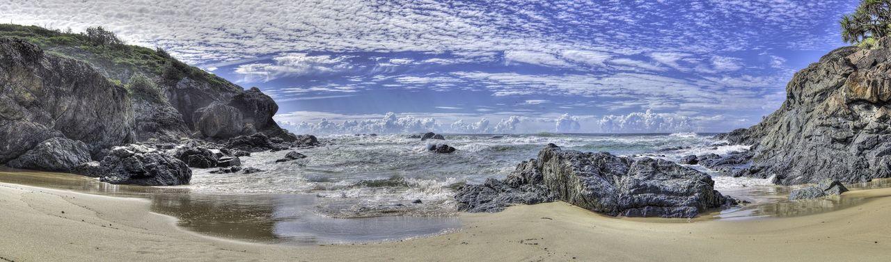 HDR Landscape_photography Seascape EyeEm Best Shots - Landscape Landscape_Collection Landscape Beach Australia Port Macquarie Panorama