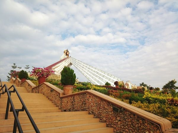 Divine Mercy Shrine Pray Repent Self Reflect Give Thanks  El Salvador Mercy
