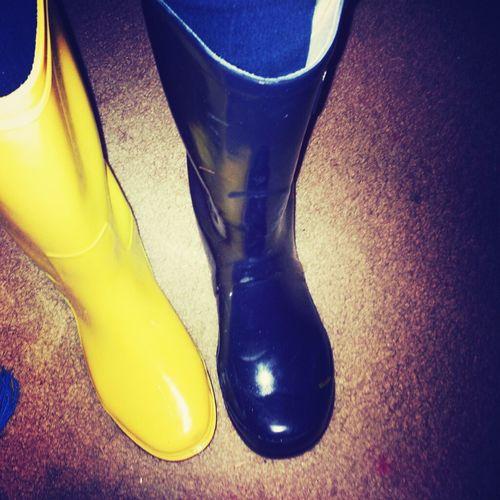 Kobe Rainboots♡