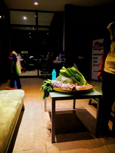 Fresh vegetables in the night Vegetables Fresh Night One Plus One Taking Photos
