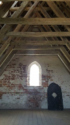 Church Old Buildings Wood - Material Stocks Door Window View Light Heaven
