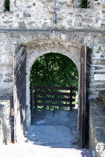 Doors Doors Doors Lover Door_series Werdenberg Arch History Door Entry Entrance Architecture Built Structure Building Exterior