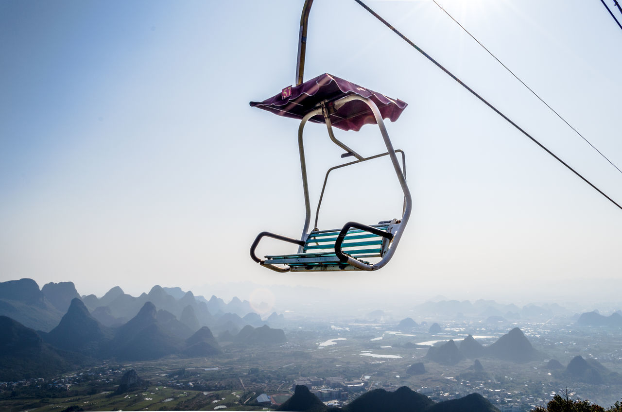 China,  Clear Sky,  Day,  Empty,  Guilin