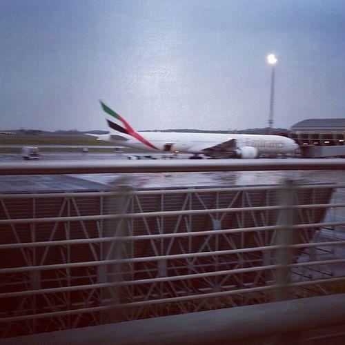 Hometime Sad KingShaka International Airport