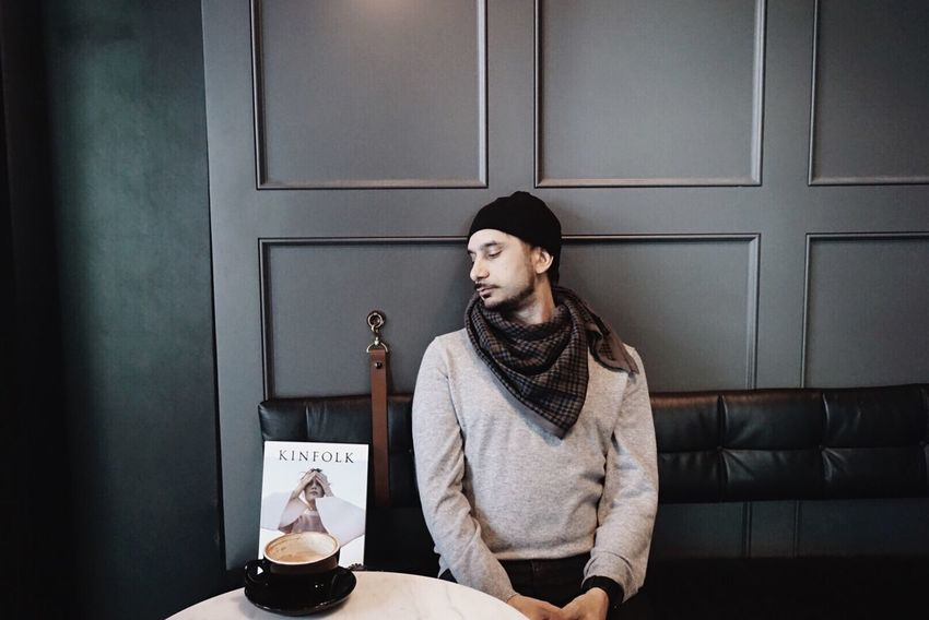 My favourite magazine and my favourite person:) Toronto Photography Torontophotographer Photos Lifestyles Fashion Cafe Coffee Kinfolk OpenEdit Open Edit