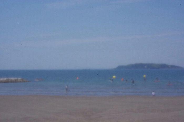 Pentax K-3 Pinhole Lens Ocean Beach