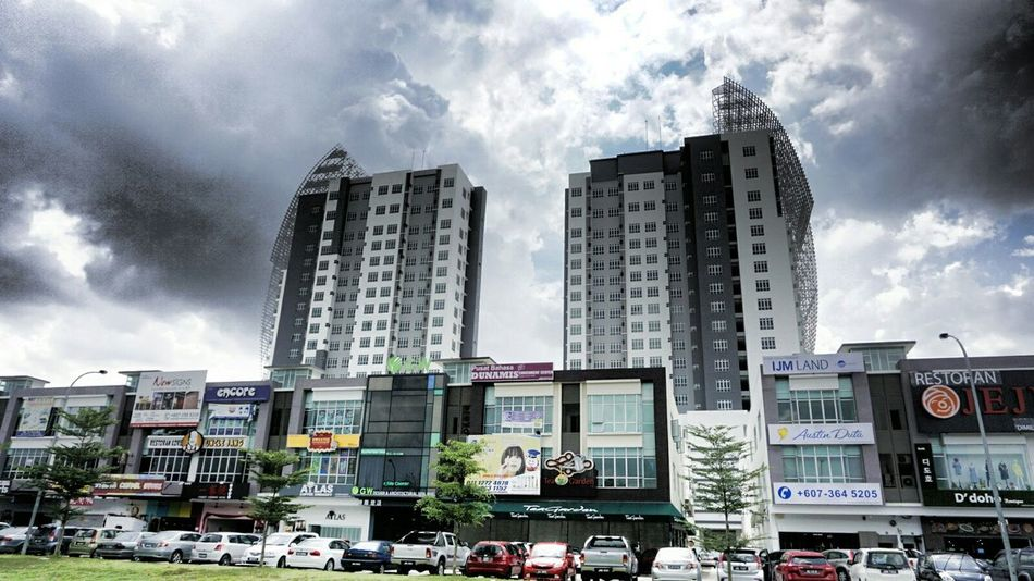 Johor Bahru Building ArchitectureShowcase: NovemberSeeing The Sights