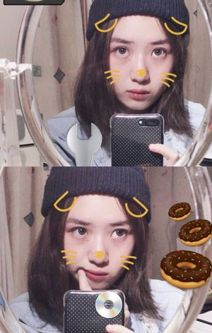 People Portrait Taking Photos Self Portrait Winter Selfie ✌ Selfportrait Haircut Shorthair Mirrorselfie Hat 🍬🍬🍬winter