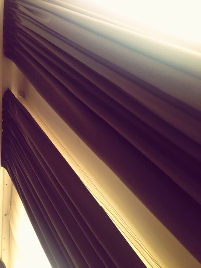 Curtains Taking Photos