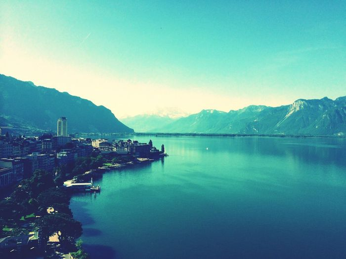 First Eyeem Photo Montreux